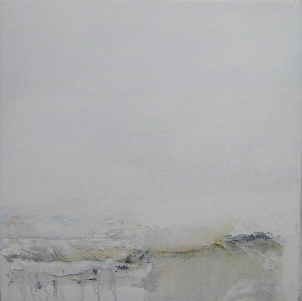 small white landscape ii