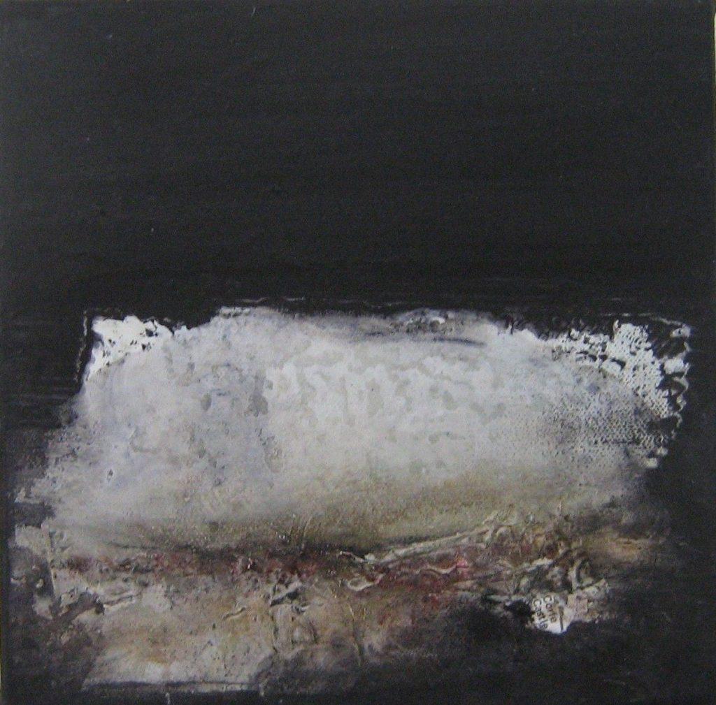 small black landscape iii